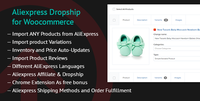 Aliexpress Dropship for Woocommerce discount coupon