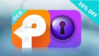 Cisdem PDFConverterOCR and PDFPasswordRemover Bundle for Mac discount coupon