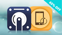 cheap Cisdem DataRecovery and iPhoneRecovery Bundle for Mac