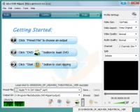 idoo DVD Ripper Screen shot