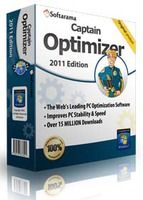 <p>Captain Optimizer scans your system to detect processes and settings that slow your system down. It then initiates immediate corrective actions to optimize the system for improved performance. Relevant components are scanned, cleaned and tuned for greater speed, performance and overall experience. The result: A PC that runs like new again.</p>