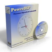 PowerDIP - Gestione presenze dipendenti aziendali