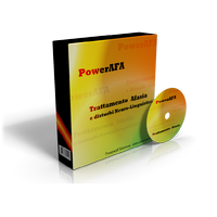 <p><strong>PowerAFA </strong>is an Aphasia, speech and brain injury treatment software, that improves words and letters recognition and other skills in aphasic patients. Software is composed by a great variety of exercises.</p>