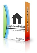 Simple Home Budget discount coupon