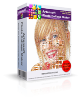 Artensoft Photo Collage Maker (Personal License)