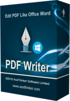PDF Writer (Academic - lifetime)