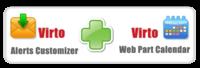 1 Virto Calendar and Virto Alerts Customizer Bundle coupon code