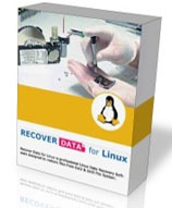 Recover Data for Linux (Windows OS) - Personal License