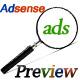 Adsense Ads Preview Script