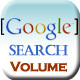 Keyword Search Volume Estimator Script