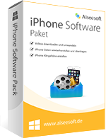 Aiseesoft iPhone Software Paket coupon
