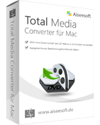 Aiseesoft Total Media Konverter für Mac