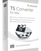 Aiseesoft TS Konverter für Mac coupon