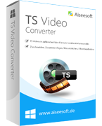 Aiseesoft TS Video Converter coupon