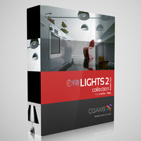 <p> 	CGAxis Models Volume 16 contains 50 highly detailed models lamps.</p>