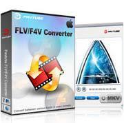 cheap Pavtube FLV/F4V Converter for Mac