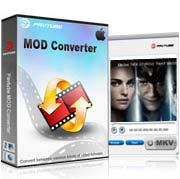 Pavtube MOD Converter for Mac discount coupon