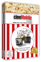 cineMobile Plus discount coupon code