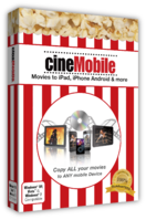 cineMobile Movies to iPhone & Android