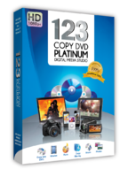 123 Copy DVD Platinum