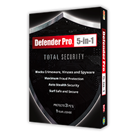 Defender Pro Total Security Suite discount coupon code