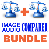 Audio Comparer + Image Comparer bundle discount coupon