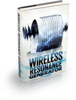 Wireless Resonance Generator discount coupon