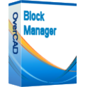 Block Manager for AutoCAD 2014 Screen shot