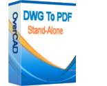 OverCAD DWG to PDF coupon code
