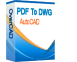 OverCAD PDF to AutoCAD discount coupon
