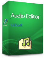 Audio Editor (1 PC) Screen shot