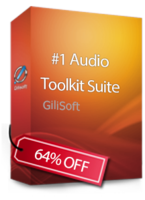 #1 Audio Toolkit Suite – 1 PC / Liftetime free update