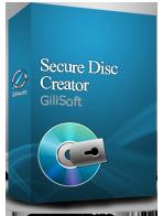 Gilisoft Secure Disc Creator Command-line  Version  - 1 PC / Liftetime free update