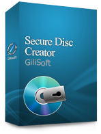Gilisoft Secure Disc Creator - 1 PC / 1 Year free update