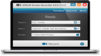 Gilisoft Screen Recorder  - 1 PC / Liftetime free update discount code