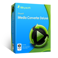 screenshot of iSkysoft iMedia Converter Deluxe for Windows