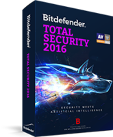 (BD)Bitdefender Total Security 2016