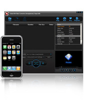 <p>About iPhone Video Converter is easy-to-use, powerful iPhone converter which helps you convert video files, YouTube videos, movies to iPhone movie .</p>