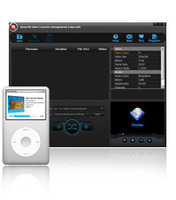 <p>About iPod Video Converter is easy-to-use, powerful iPod converter which helps you convert video files, YouTube videos, movies to iPod movie .</p>