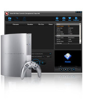 About PS3 Video Converter Screen shot