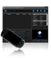 <p>About PSP Video Converter is easy-to-use, powerful PSP converter which helps you convert video files, YouTube videos, movies to PSP movie (PSP MP4 video, PSP AVC H.264 video).</p>