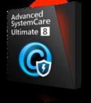 Advanced SystemCare Ultimate 8 (1 abbonamento annuale per 3 PC) Download