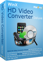 WinX HD Video Converter discount coupon