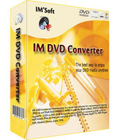 IM DVD Converter-deleted discount coupon