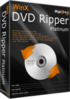 WinX DVD Ripper discount coupon