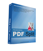 Wonderfulshare PDF Split Pro discount coupon