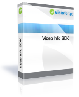 VisioForge Video Info SDK allows programmers to easily get information from any video file.