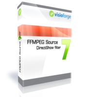 FFMPEG Source DirectShow filter – One Developer discount coupon