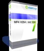 MP4 H264 / AAC SDK - One Developer Screen shot
