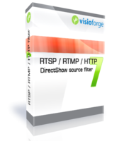 [>0% Off] RTSP RTMP HTTP DirectShow source filter - One Developer